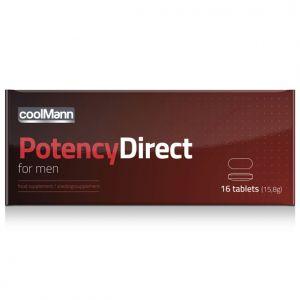 Moške tablete Potency Direct
