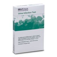 Test okužbe v urinu