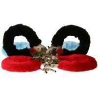 Erotične lisice Furry Fun Cuffs
